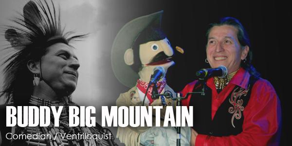 Buddy Big Mountain