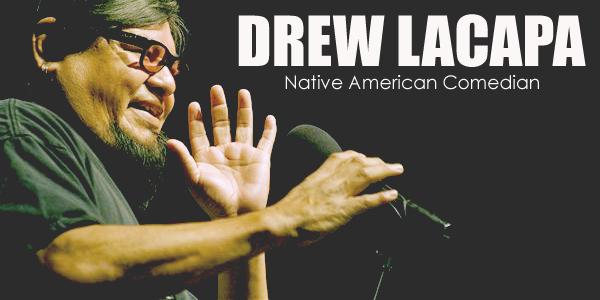"""Andrew """"Drew"""" Lacapa"""