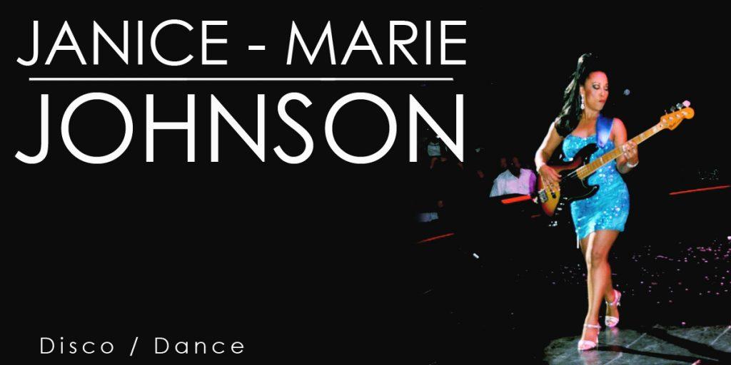 Janice-Marie Johnson