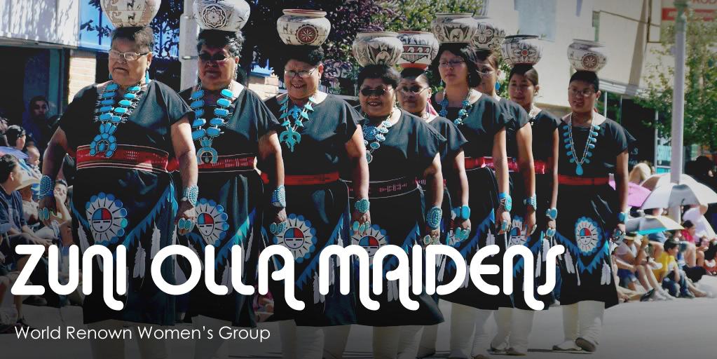 Zuni Olla Maidens